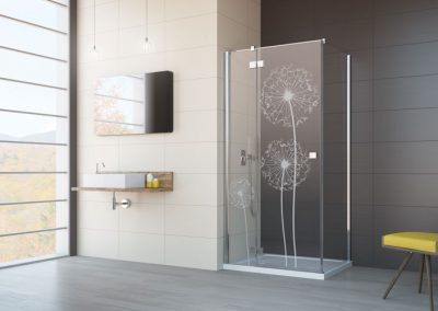 Radaway Essenza KDJ zuhanykabin